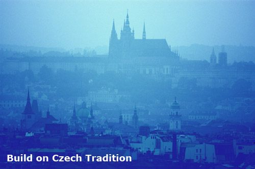 Build on Czech Tradition